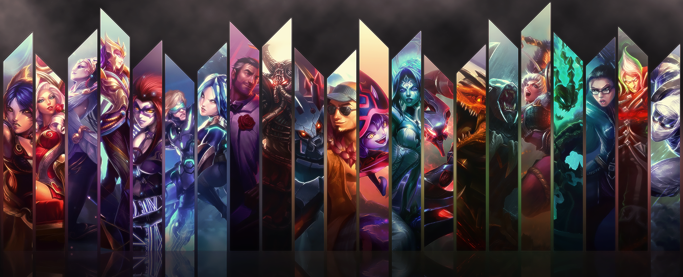 Formulan : League of Legends !