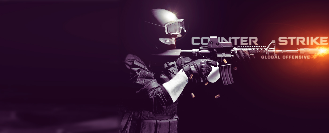LAN Counter Strike : GO